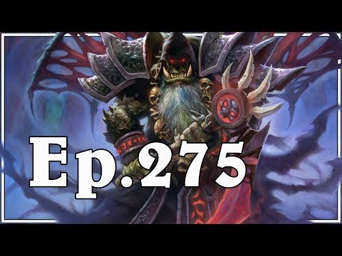 Funny And Lucky Moments - Hearthstone - Ep. 275