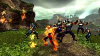 Saint Seiya: Sanctuary Battle - Phoenix Ikki Gameplay.