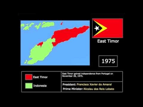 [Countries] The Modern History of East Timor