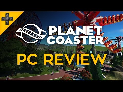 Planet Coaster - Review