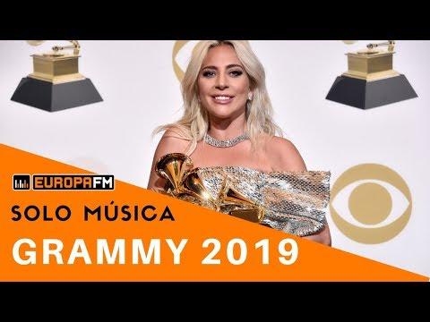 Grammy 2019 -  Lady Gaga, Dua Lipa, Kacey Musgraves & Childish Gambino - Europa FM Mp3