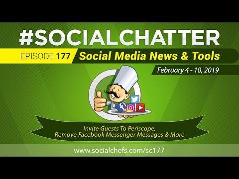 Social Media Marketing Talk Show 177 - Delete Facebook