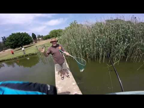 Bass Slam In Private Benoni Waters South Africa