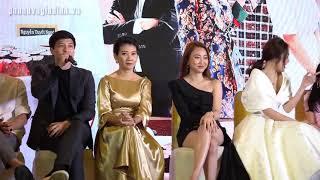 Vì sao lệch tuổi nhưng Huỳnh Anh vẫn tự tin đóng vai người tình Dương Cẩm Lynh?