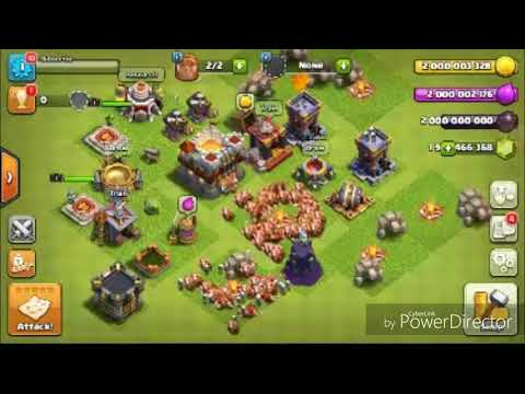 Clash of Clans Private Server Unlimited Coins Elixir Gems and More