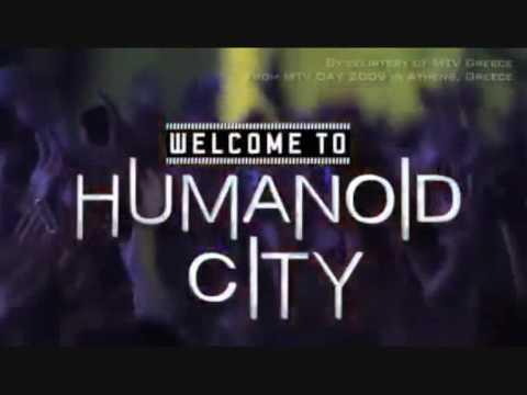 Risultati immagini per welcome to humanoid city tour