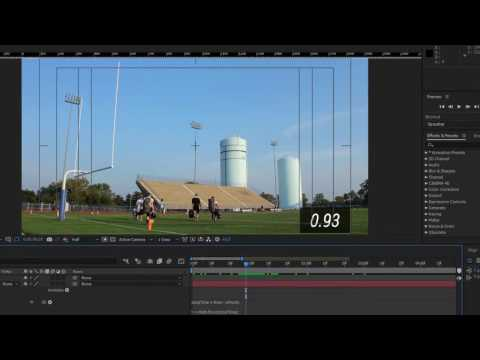Create a Millisecond Stopwatch in After Effects Using Expressions