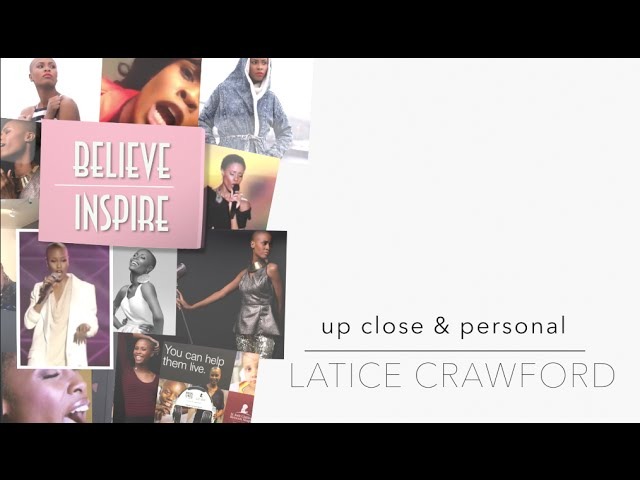 Get to Know The Artist:  Latice Crawford