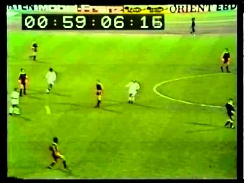 Franz Beckenbauer vs Real Madrid - 1975-76 European Cup Semi Final 2nd leg