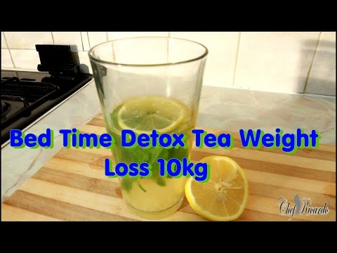 Bed Time Detox Tea Weight Loss 10kg