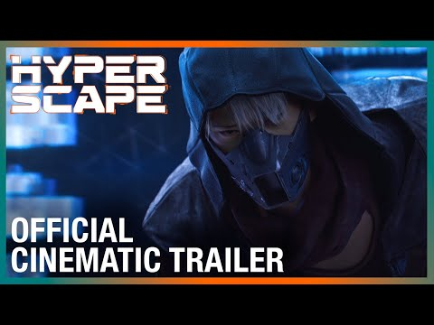 Hyper Scape: Official Cinematic Trailer | UbiFWD July 2020 | Ubisoft NA