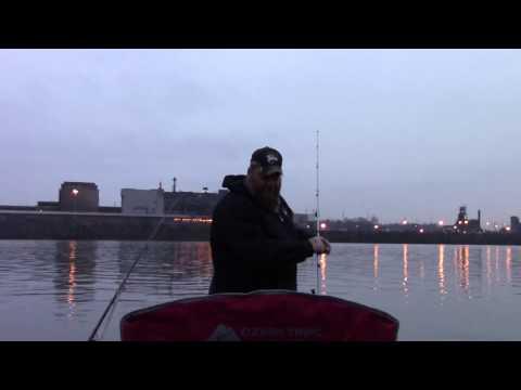 Fall Catfishing on the Ohio River