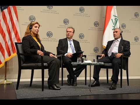 (Arabic) Governance and Stability in Iraq - Members of the Council of Representatives