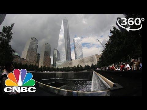Ground Zero Rising: $3.9 Billion View From One World Trade | 360 Video | CNBC