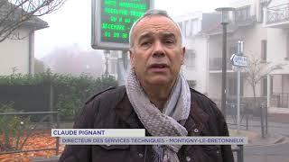 Yvelines | Montigny-le-Bretonneux : Les décorations de Noël sont déjà de sortie