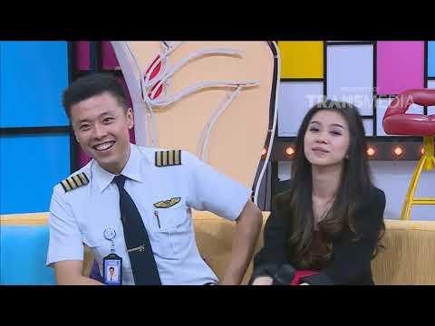 RUMPI - Ini Dia Capt. Vincent, Pilot Hits Yang Lagi Viral  (22/11/18) Part 3