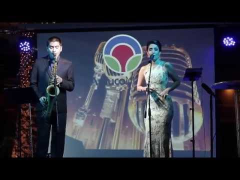 Karen Brown - Dúo Saxo voz - Jazz & Soul