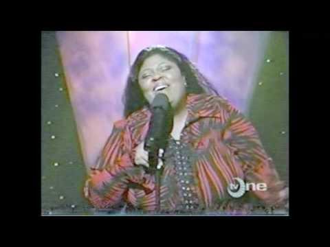 "Kim Burrell LIVE - ""Holyghost"""