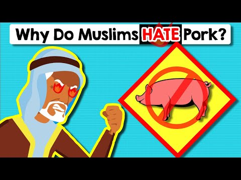 THIS IS WHY MUSLIMS HATE PORK | Is Pig Meat Unhealthy ?