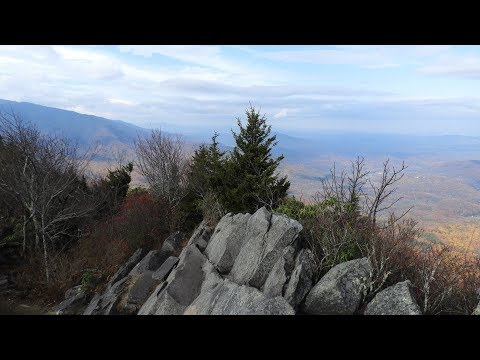 From on High: The Great Smoky Mountains