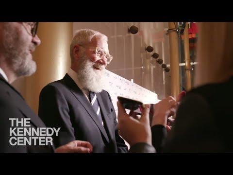 Red Carpet LIVE - Mark Twain Prize Honoring David Letterman