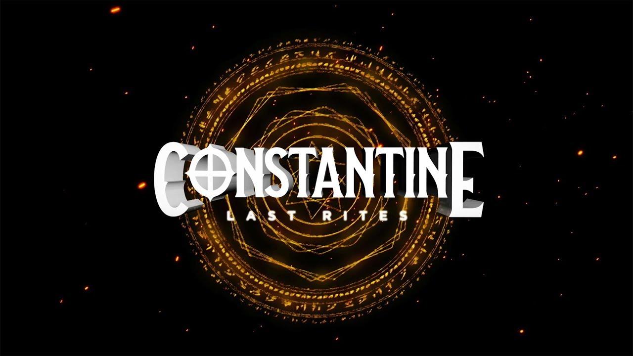 "Download CONSTANTINE : Last Rites - Chapter One: ""Of Deals and Dead Men"""