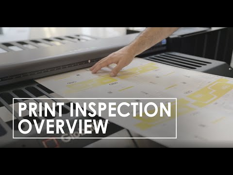 GlobalVision | Print Inspection Software Overview