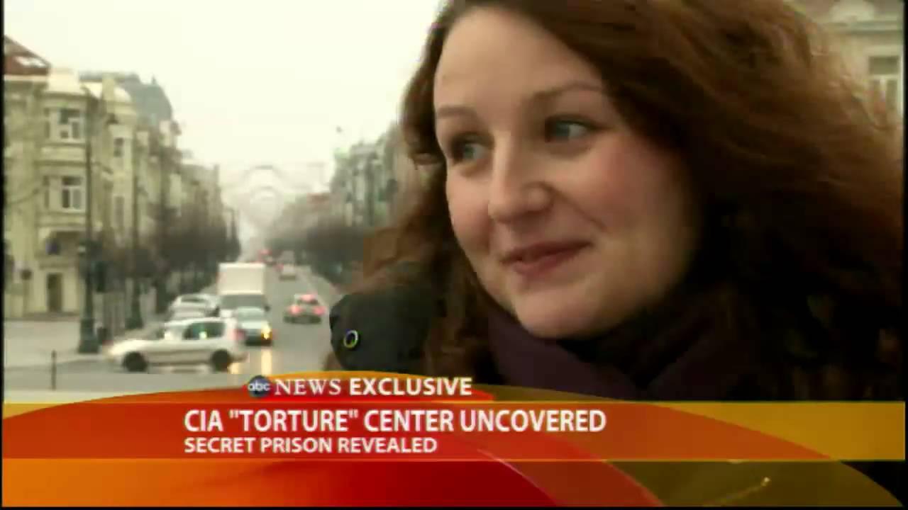10 secret prisons of the CIA