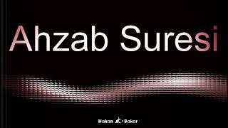 Ahzab Suresi - Nasip ve kısmetin açılması için her gün ......