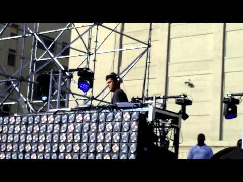 Zac Efron in DTLA Summerfest 9/28/14