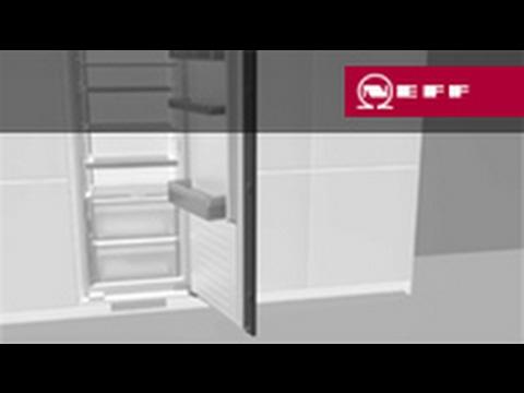 Kühlschrank Befestigung Tür : Möbelfrontbefestigung an gerätetür montageanleitung für neff