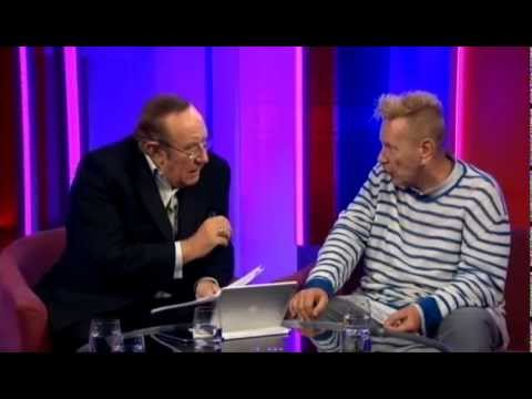 JOHN LYDON INTERVIEW ON THIS WEEK SHOW