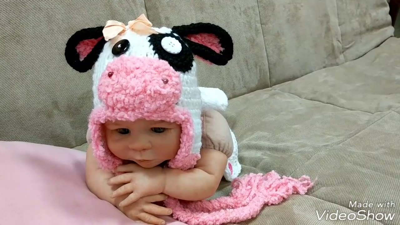 Newborn Cow Outfit/Baby Cow Outfit/Newborn Cow Costume/Newborn Halloween Costume : halloween costume for newborn  - Germanpascual.Com