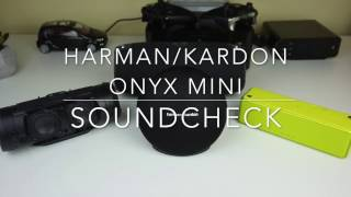 harman/Kardon Onyx Mini - Soundcheck/Review