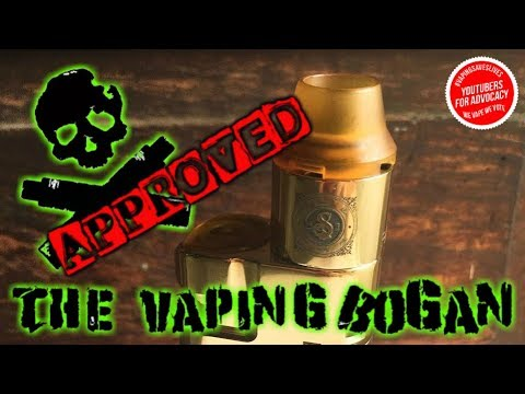 Scarlet RDA | Alter Ego Creation | Full Review | The Vaping