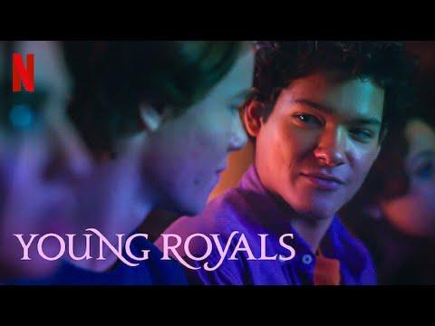 Молодые монархи - русский трейлер   Netflix