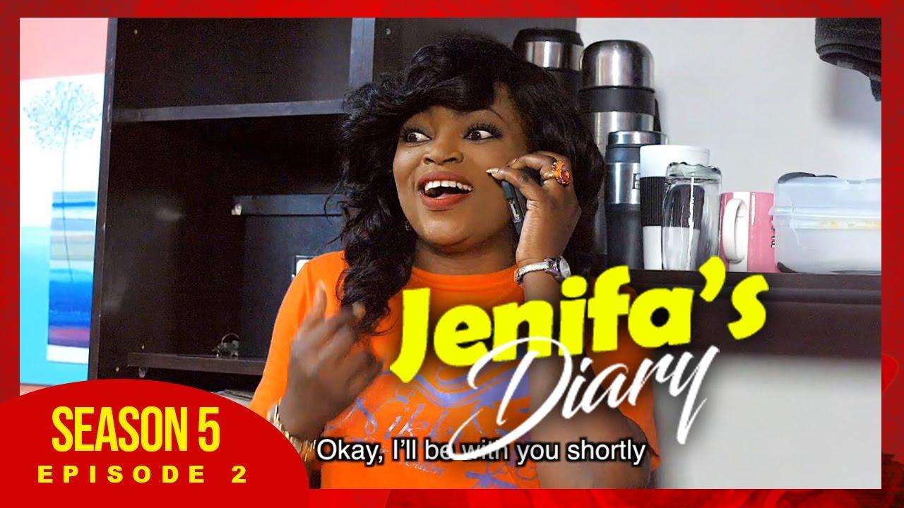Download Jenifa's diary Season 5 Episode 2 - UPGRADE