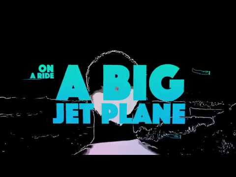 Alok & Mathieu Koss – Big Jet Plane (Lyric Video)