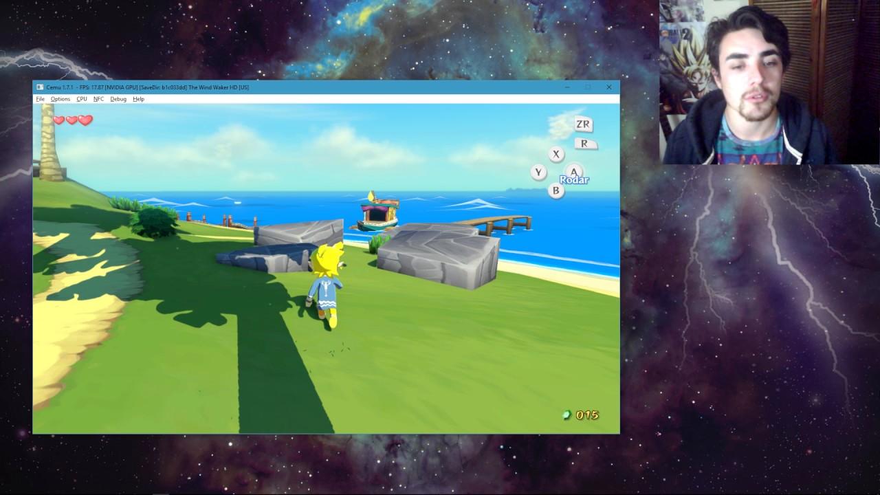 Cemu 1 7 1 Zelda The Wind Waker Hd In 60 Fps Frame - Imagez co