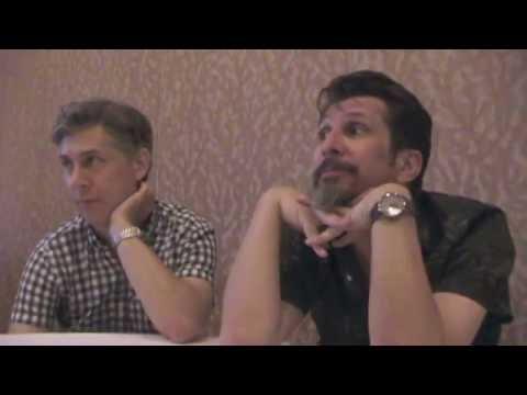 Archer  Chris Parnell, Lucky Yates , Season 8 Comic Con