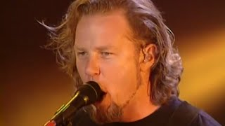 Metallica - Bleeding Me - 7/24/1999 - Woodstock 99 East Stage (Official)