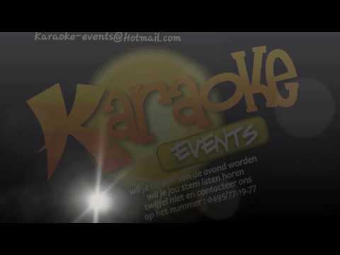 karaoke-events te gast op verjaardag sandra met  angelo en zoon