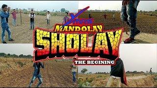 Mandoly Sholay || Sholay parody || sholay best Comedy