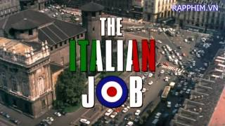 The Italian Job   Trailer 1969