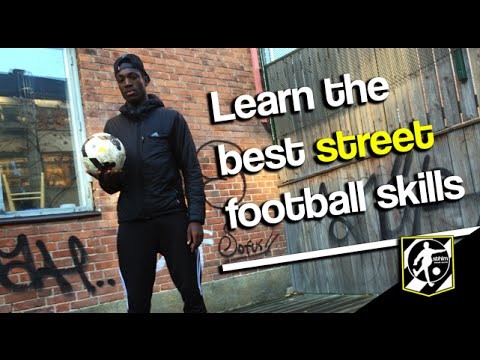 TOP 4 - Easy Football Skills for Kids & Beginner ...