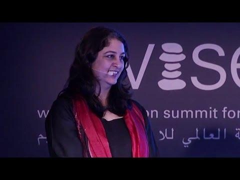 Educate Girls in India - Safeena Husain - WISE 2013 Spotlight ...