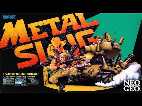 KebaNegra   Metal Slug No Death level 8 , 1 Coin , Speed 23; 50 By MXLR