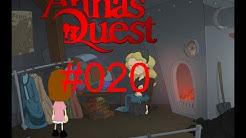 Anna´s Quest [Deutsch][HD]#020 - Die geile Cindy im Keller unter königlichem Dach