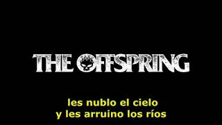 The offspring -  Not The One subtitulado español