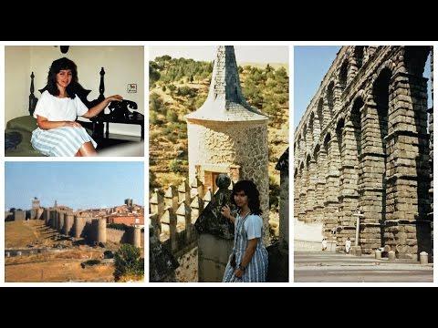 Throwback Thursday: Solo Trip from Madrid - Avila - Segovia - El Escorial